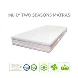 Rits 2 seizoenen Mlily matrassen