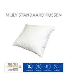mlily mlily standaard hoofdkussen 260x300 - Kussen standaard