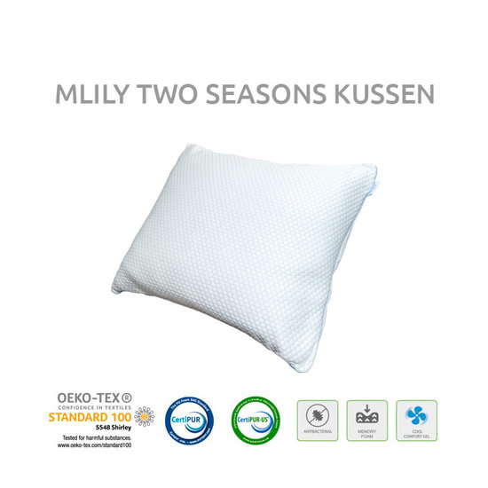 Mlily Two seasons
