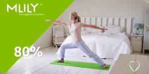 80Mlily 300x150 - Check of jij toe bent aan een nieuw matras!